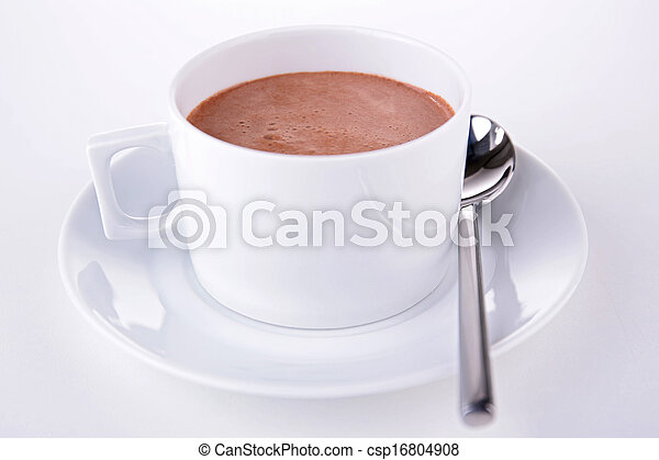 chocolat chaud - csp16804908