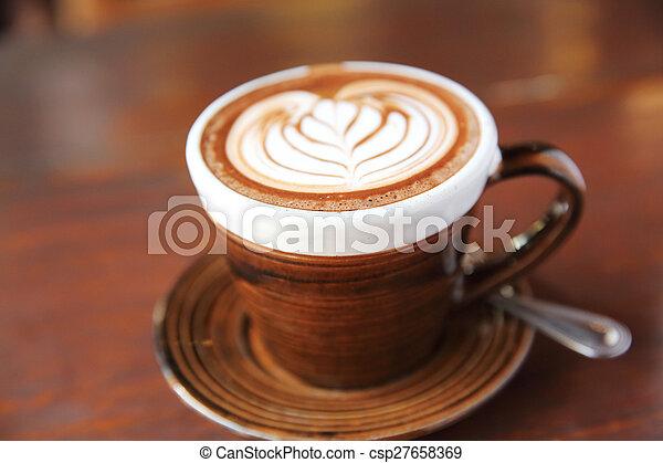 chocolat chaud - csp27658369