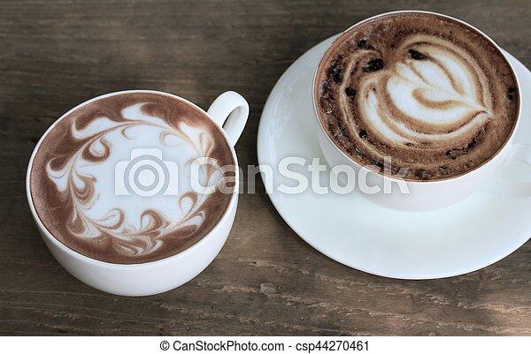 chocolat chaud - csp44270461