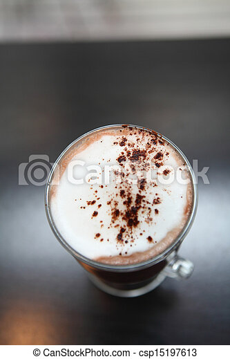 chocolat chaud - csp15197613