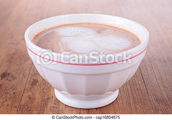 chocolat chaud - csp16804875