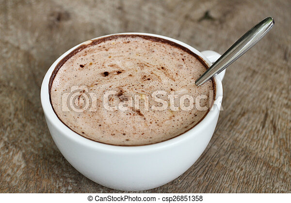chocolat chaud - csp26851358