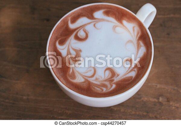 chocolat chaud - csp44270457