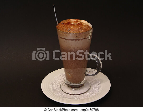 chocolat chaud - csp0459798