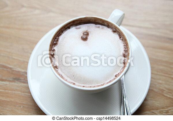 chocolat chaud - csp14498524