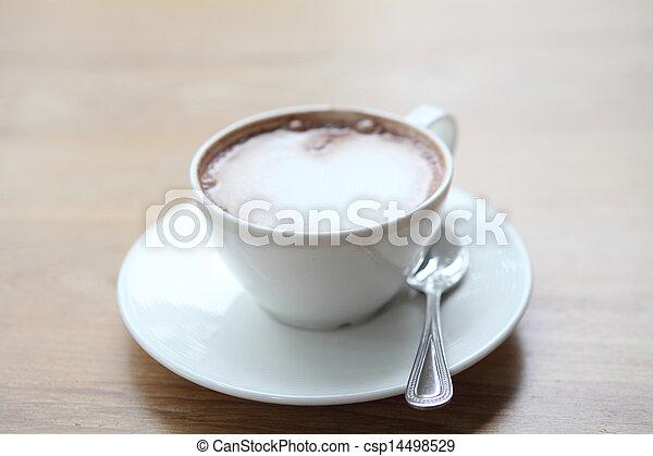 chocolat chaud - csp14498529