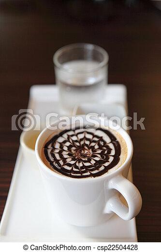 chocolat chaud - csp22504428