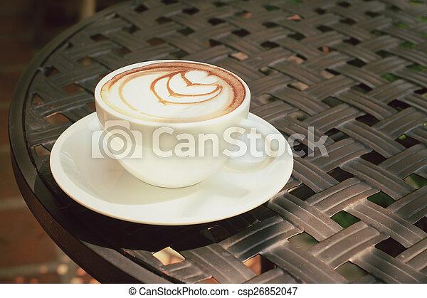 chocolat chaud - csp26852047