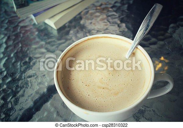 chocolat chaud - csp28310322