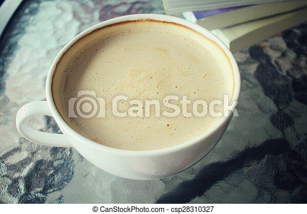 chocolat chaud - csp28310327
