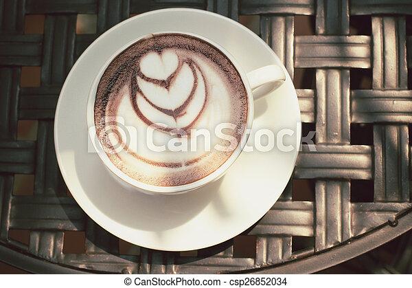 chocolat chaud - csp26852034