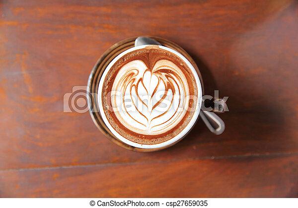 chocolat chaud - csp27659035
