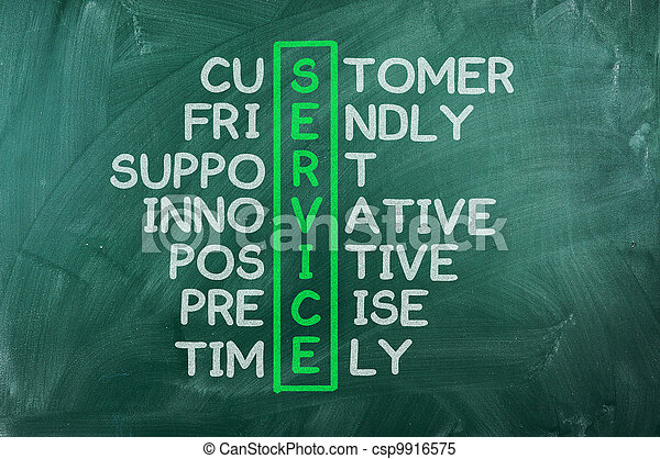 client, concept, service - csp9916575