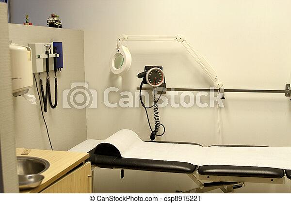 clinique, salle - csp8915221