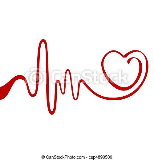 coeur, résumé - csp4890500