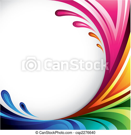 coloré, fond - csp2276640