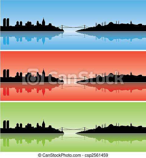coloré, istanbul - csp2561459