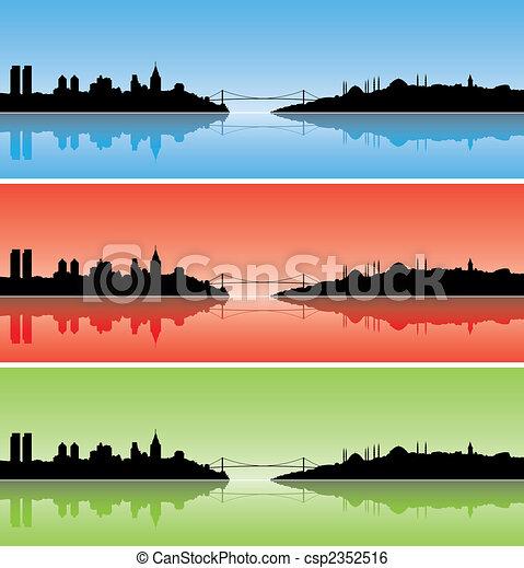 coloré, istanbul - csp2352516
