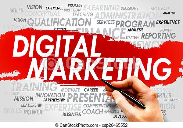 commercialisation, numérique - csp26465552