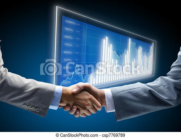 communication, diagramme, business, fond, concepts, emploi, amis, amical, constitué, accord, amitié, homme affaires, chance, affaire, noir, commerce, commencements, exposer, sombre, finance - csp7769789