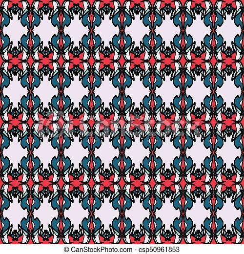 conception abstraite, fond, coloré, ton - csp50961853