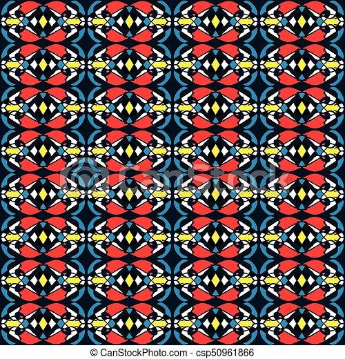 conception abstraite, fond, coloré, ton - csp50961866