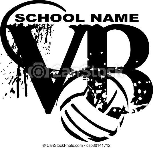 conception, volley-ball - csp30141712