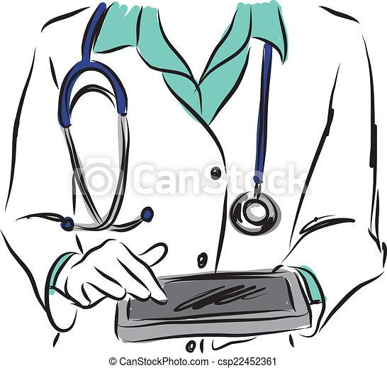 concepts médicaux, 6 - csp22452361