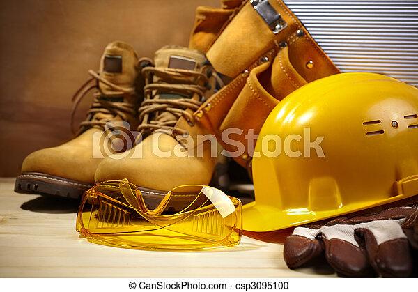 construction, sécurité - csp3095100