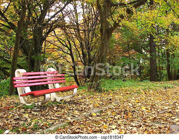 couleurs, automne - csp1818347