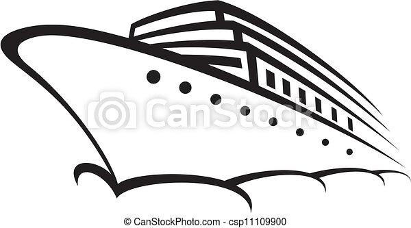 croisière bateau - csp11109900