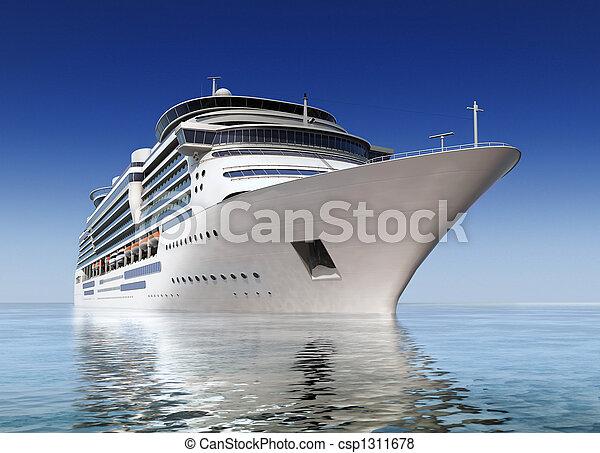 croisière bateau - csp1311678
