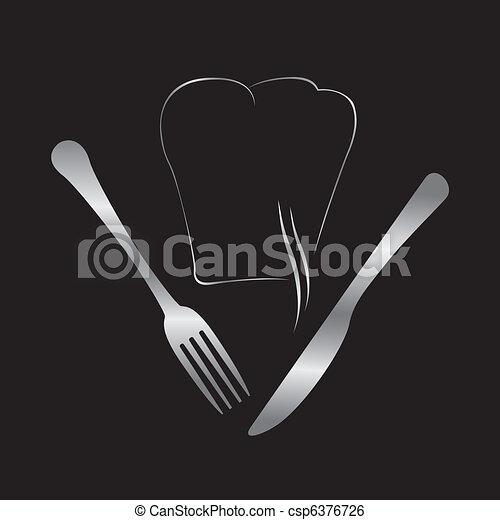 cuisine, illustration - csp6376726