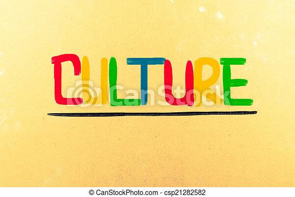 culture, concept - csp21282582