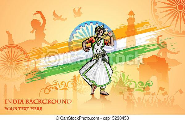 culture, inde - csp15230450