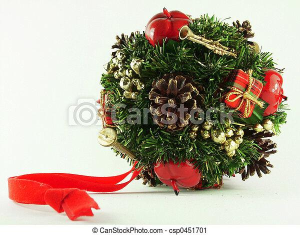 decoration1, noël - csp0451701
