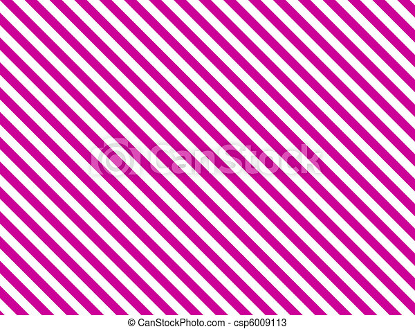 diagonal, rose, raie - csp6009113