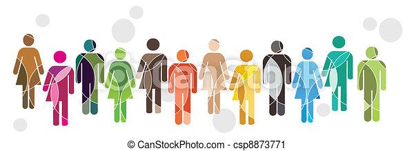 diversité - csp8873771