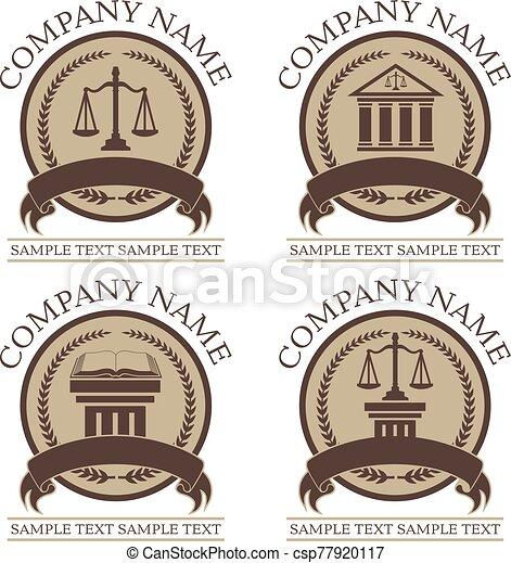 droit & loi, ensemble, avocat, conception, ou - csp77920117