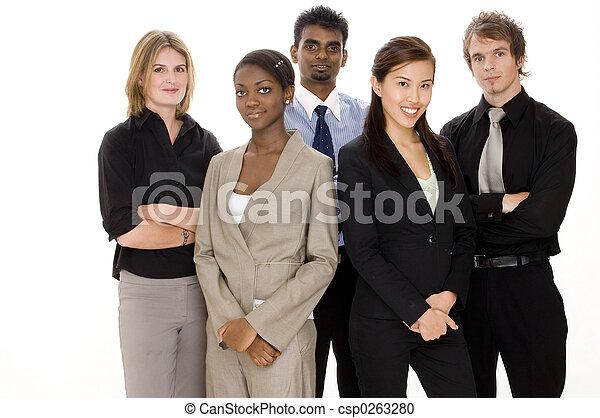 equipe affaires - csp0263280