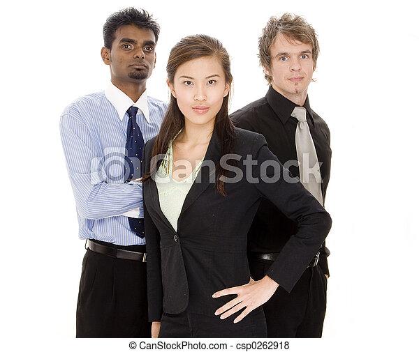 equipe affaires - csp0262918
