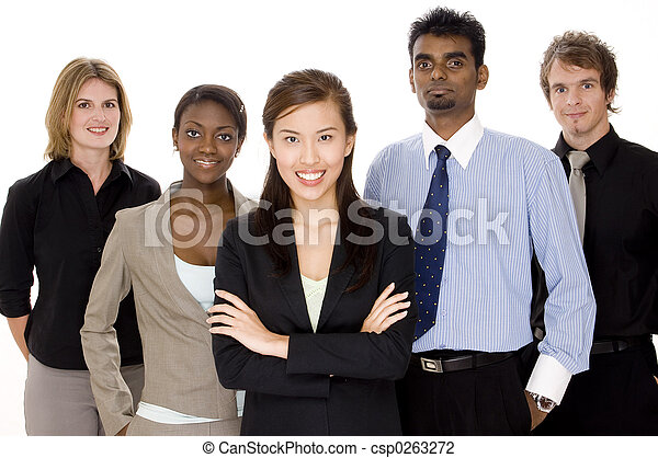 equipe affaires - csp0263272