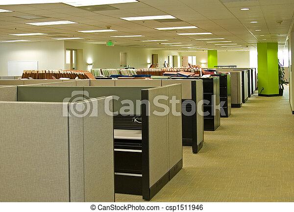 espaces, bureau - csp1511946