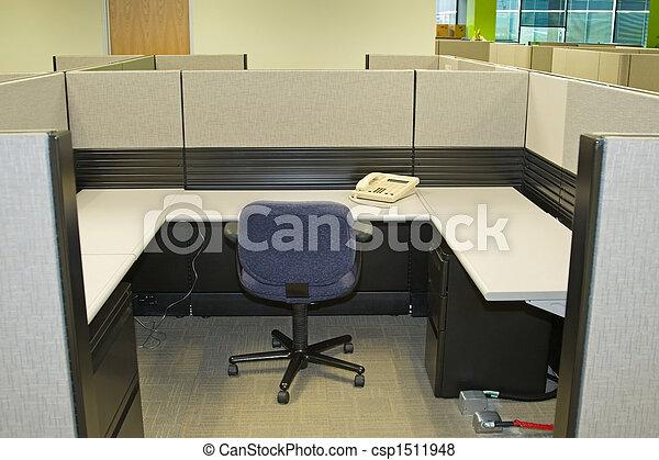 espaces, bureau - csp1511948