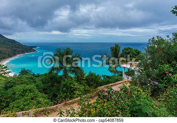 antilles paysage photo