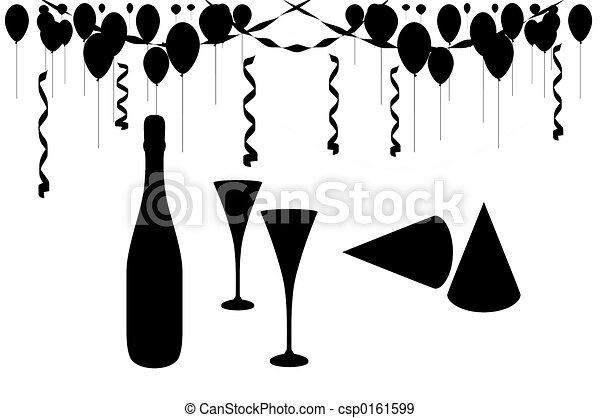 fête, célébration - csp0161599