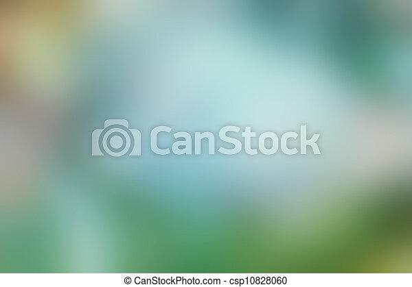 flou, arrière-plans - csp10828060