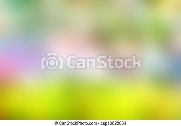 flou, arrière-plans - csp10828054