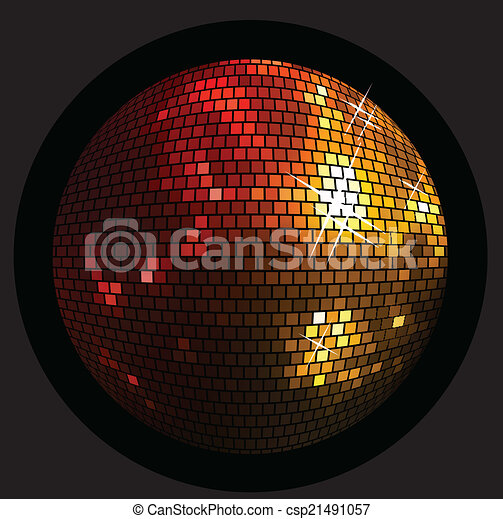 fond, disco - csp21491057