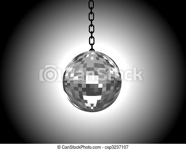 fond, disco - csp3237107